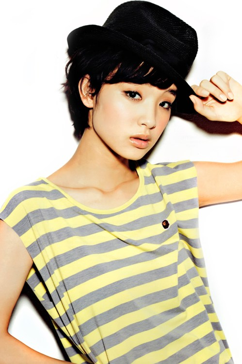 A Bathing Ape Ladies 2012 Summer Collection Featuring Ayame Gouriki