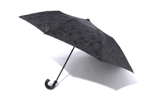 A Bathing Ape ABC CAMO SHORT UMBRELLA
