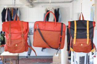 A Kind of Guise 2012 Spring/Summer Color Leather Bags