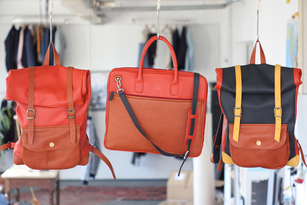 a kind of guise 2012 spring summer color leather bags