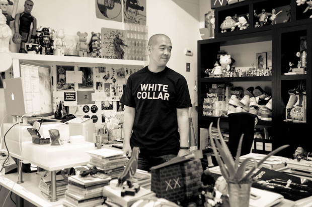 A Visit To Staple Design and Reed Space by Bobby Hundreds