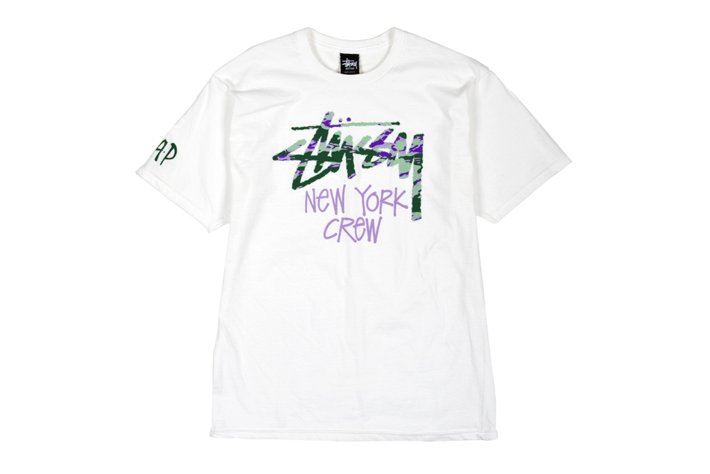 A$AP Mob x Stussy Friends & Family T-Shirt