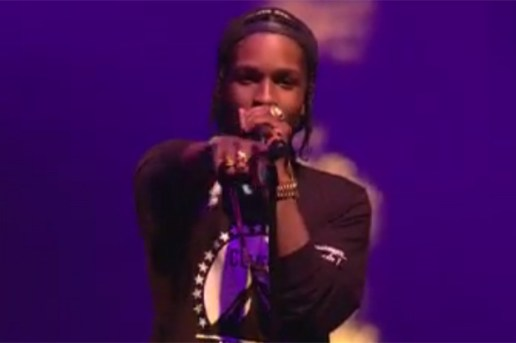 A$AP Rocky Coachella 2012 Performance