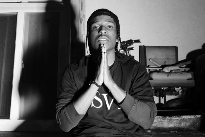 A$AP Rocky x Black Scale 2012 Capsule Collection Lookbook