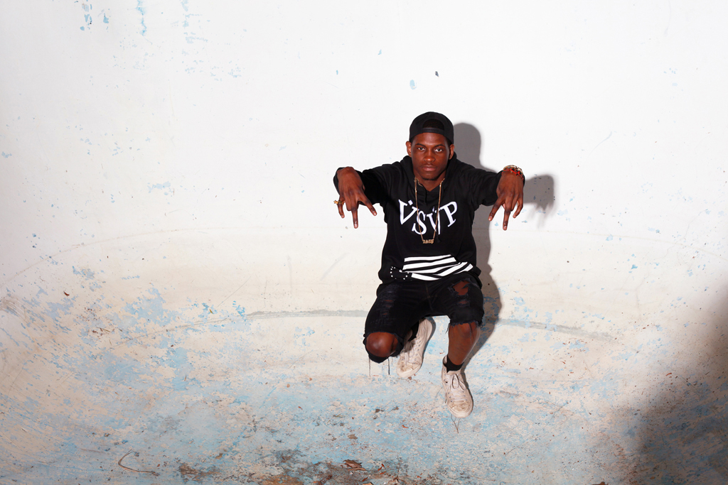 A$AP Rocky x Black Scale 2012 Capsule Collection Lookbook