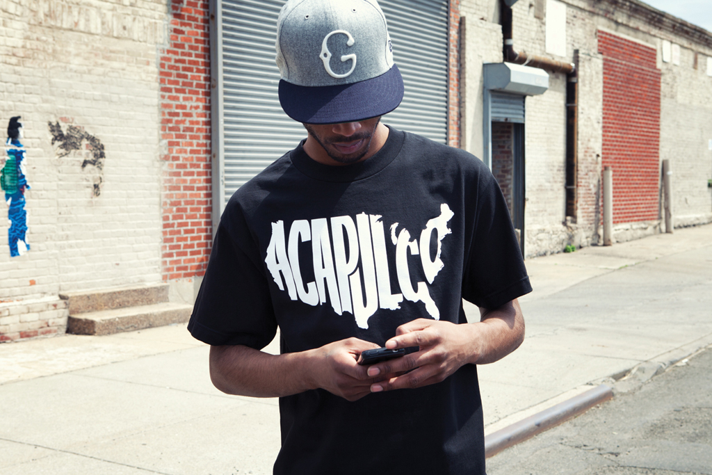 acapulco gold 2012 spring lookbook