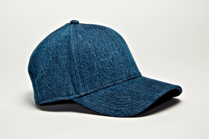 Acne Denim Camp Cap
