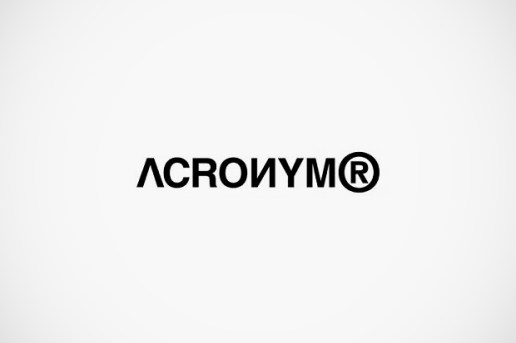Acronym Online Store Opening