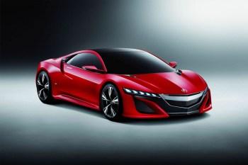 Acura NSX Concept @ Beijing Motor Show