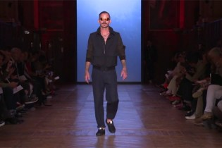 Adam Kimmel 2012 Spring/Summer Runway Video