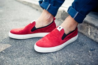 Adam Kimmel 2012 Spring/Summer Slip-On Sneakers