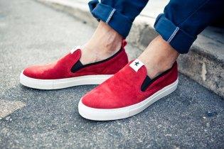 Adam Kimmel 2012 Spring/Summer Slip-On Sneakers