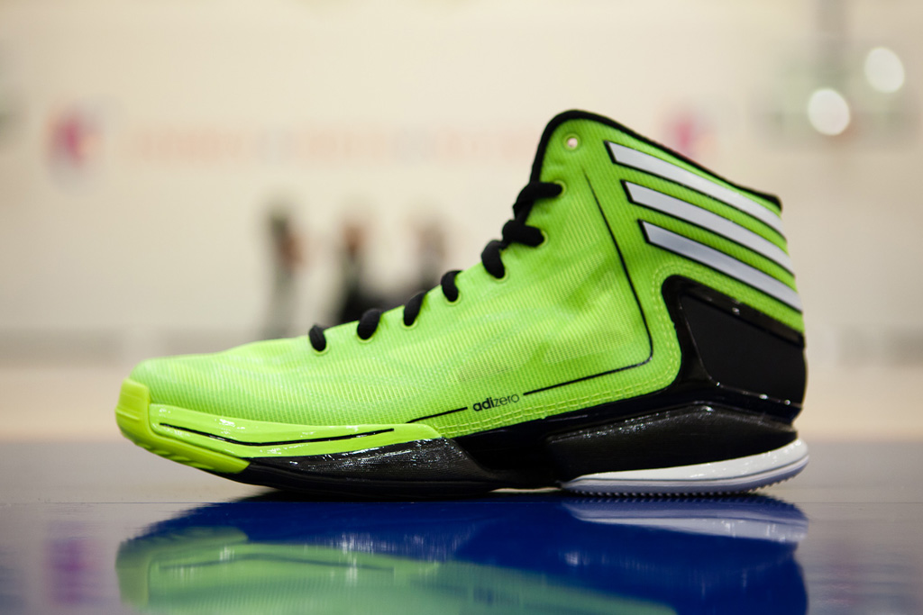 adidas Crazy Light 2 Media Launch Event Recap