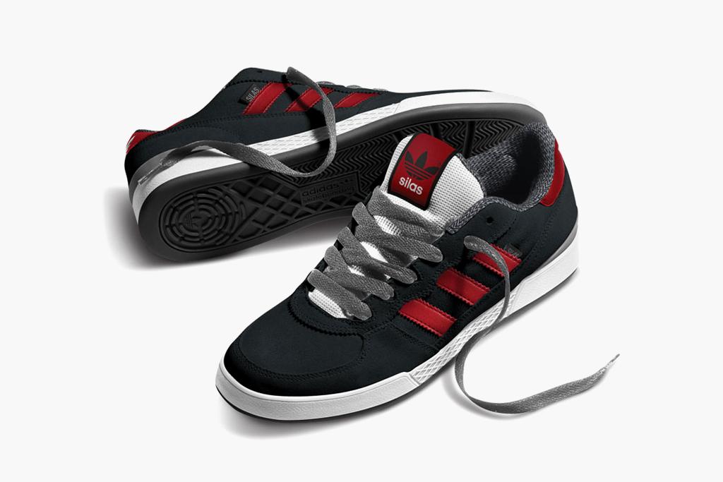 adidas Skateboarding 2012 Spring Silas Pro