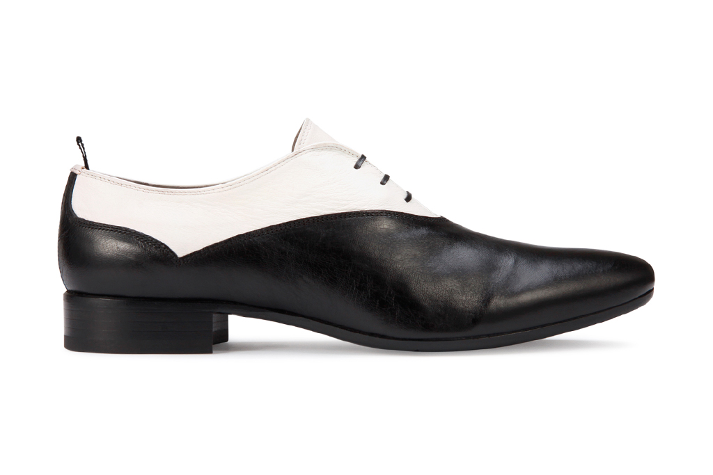 alexander mcqueen combi lace up shoes