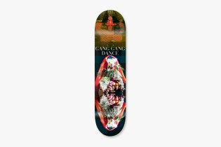 Alien Workshop Jason Dill x Gang Gang Dance Pro Model Deck