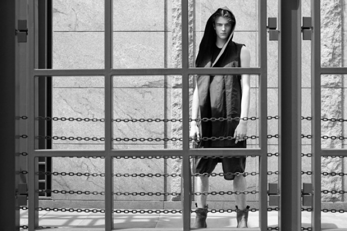 Aloha Rag: Rick Owens 2012 Spring/Summer Lookbook