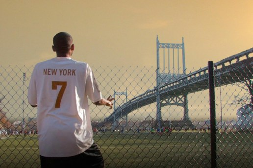 An Inspirational Trailer About a NYC Homeless Soccer Team