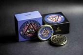 Andre Designs New Box Label for Caviar Kaspia
