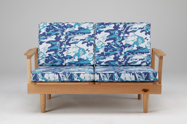Andy Warhol x FABRICK x Karimoku Easy Seating