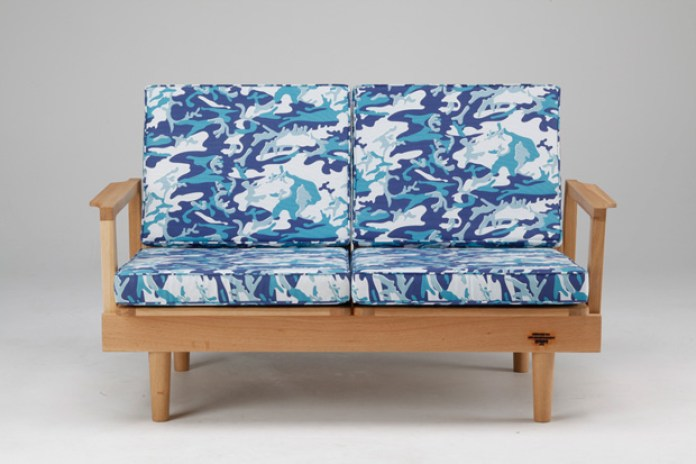 Andy Warhol x FABRICK x Karimoku Easy Seating