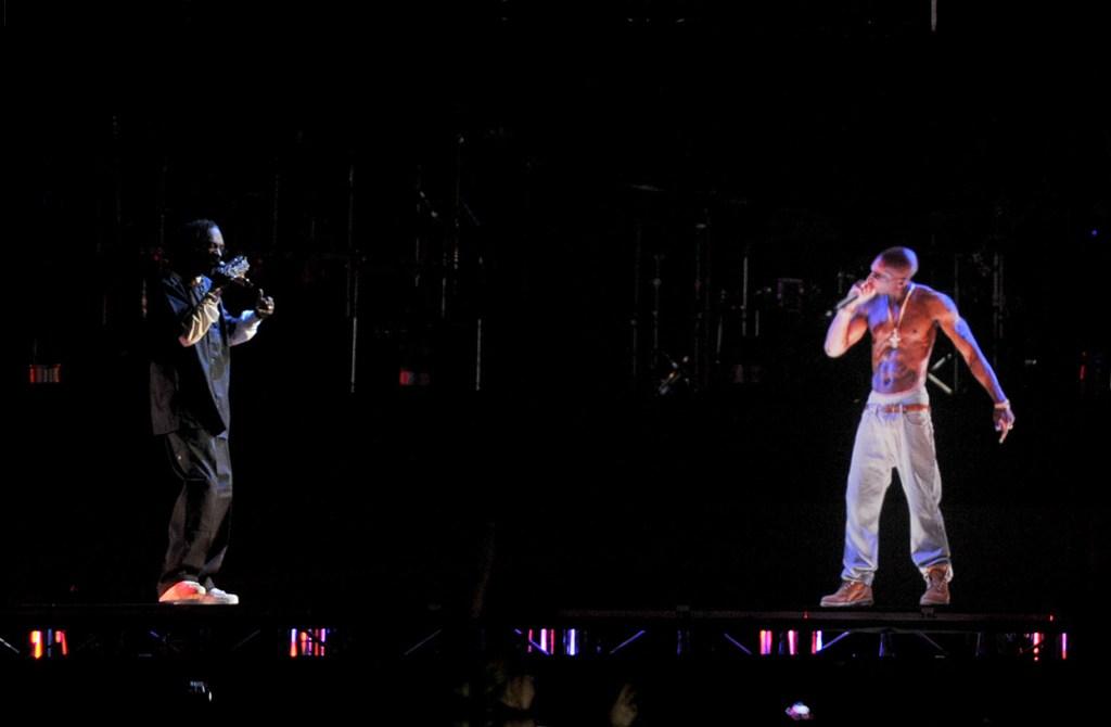 AV Concepts Talks about Tupac Shakur Hologram @ 2012 Coachella