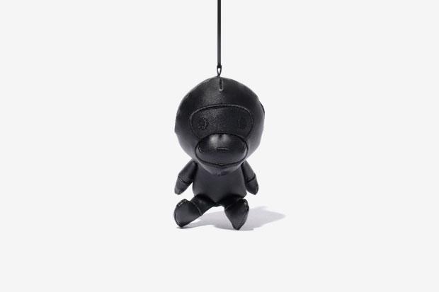Baby Milo Black Mobile Mascot