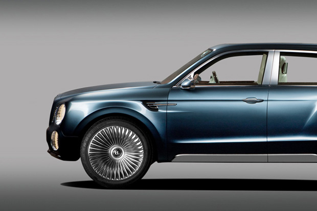 bentley debuts exp 9 f luxury suv