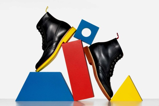 Billionaire Boys Club x Mark McNairy Wingtip Boots