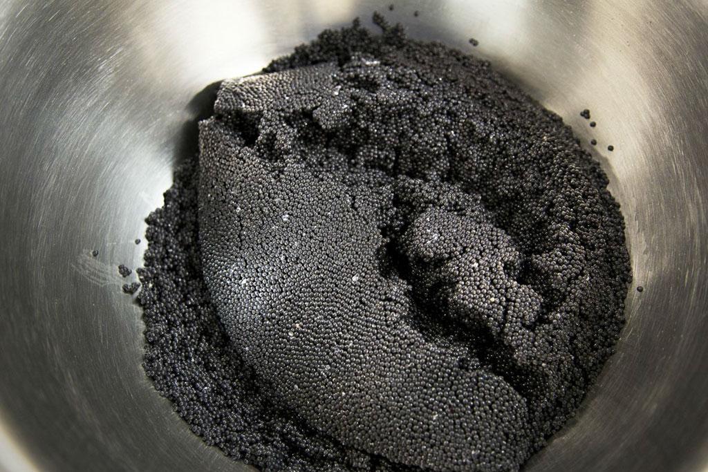 Black gold mote caviar hypebeast for Black caviar fish