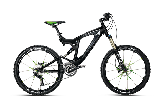 BMW 2012 Enduro Mountain Bike