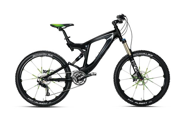 BMW 2012 Enduro Mountain Bike