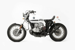 BMW R100 Tracker from Fuel Bespoke Motorcycles