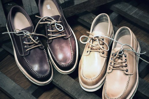 BNV 2012 Spring/Summer 4 Eye Boat Shoe