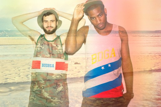 Bodega 2012 Spring/Summer Lookbook