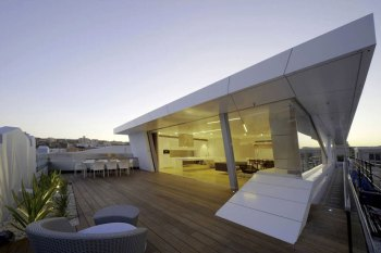 Bondi Penthouse by MPR Design Group