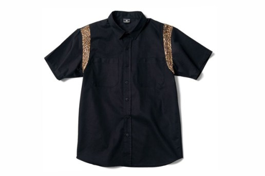 BOUNTY HUNTER 2012 Spring/Summer Leopard Shirt