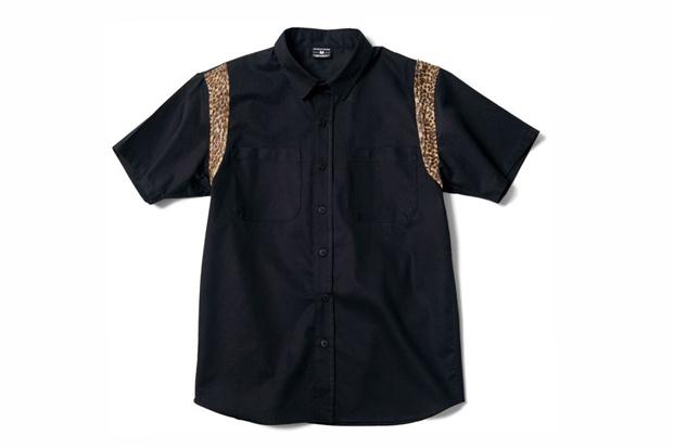 bounty hunter 2012 spring summer leopard shirt