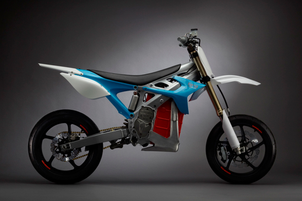 BRD Redshift Electric Motorcycle