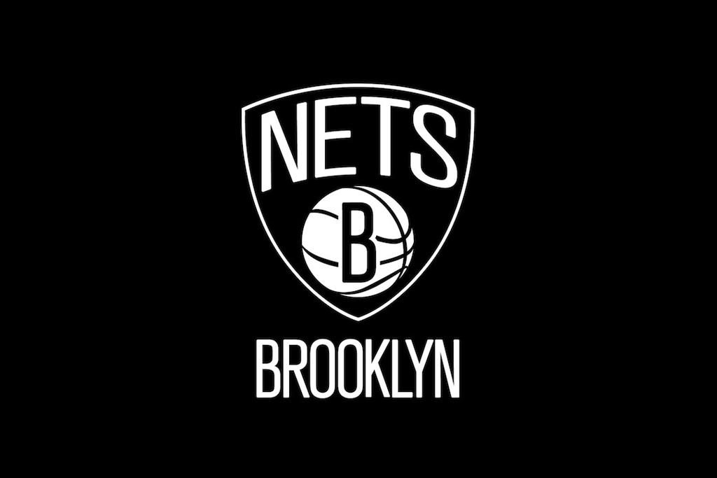 Brooklyn Nets Unveil New NBA Logo
