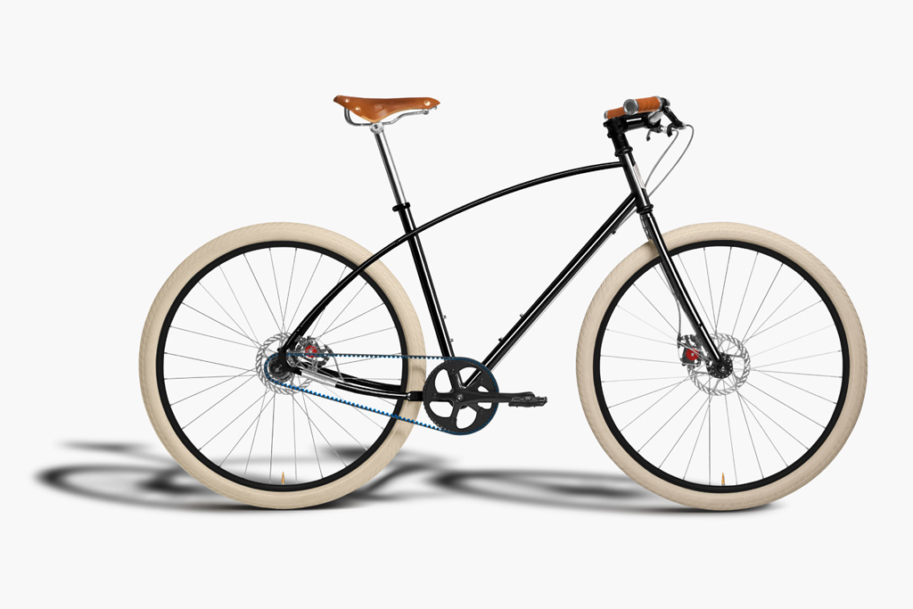 budnitz bicycles no 3 honey special edition