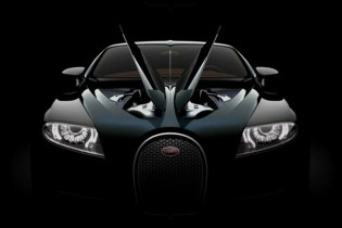 Bugatti 16C Galibier Video