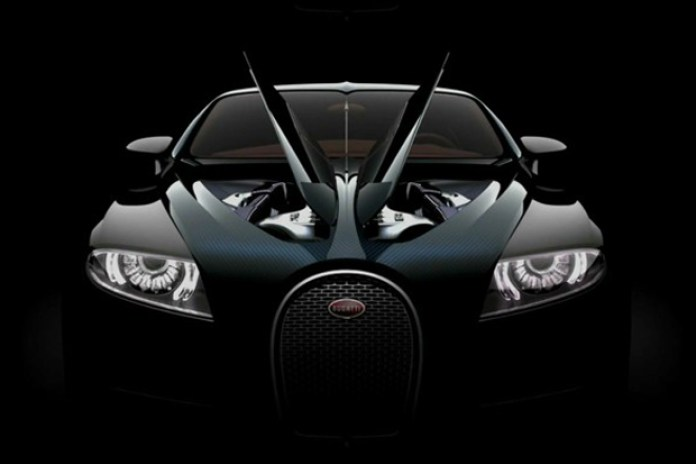 Bugatti 16C Galibier Video