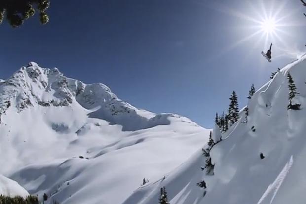 Burton: Snow Porn – Bralorne Ultra Steeps