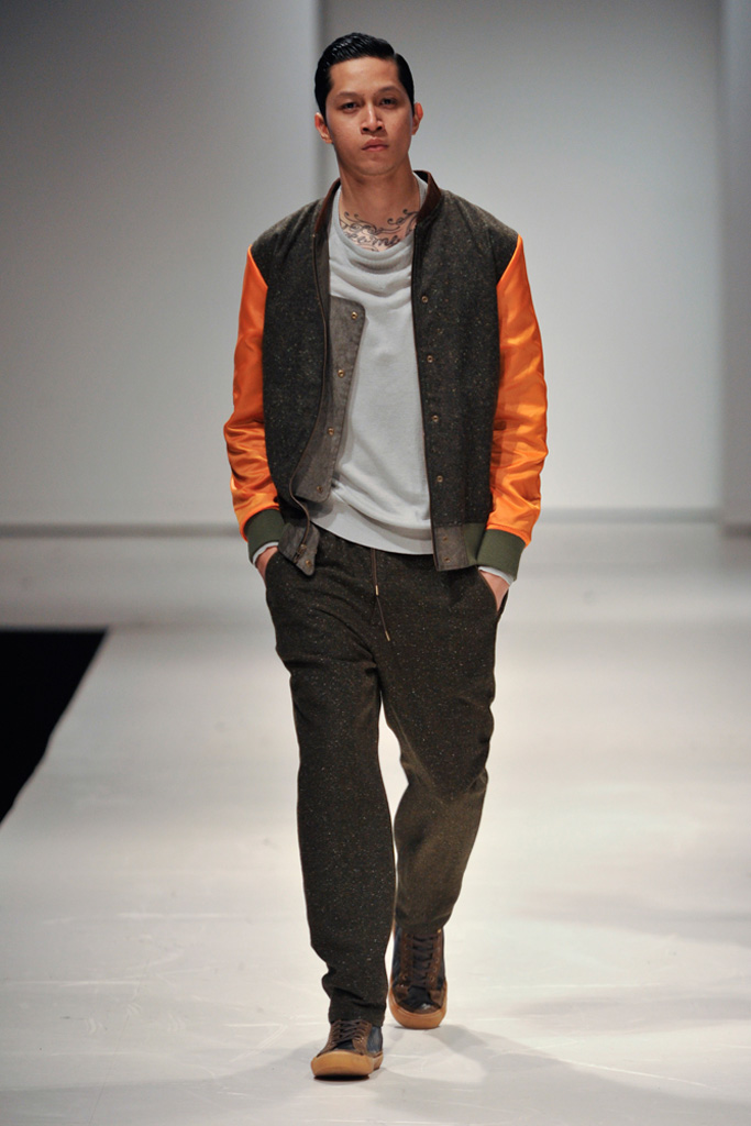 Casely-Hayford 2012 Fall/Winter Collection