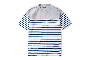 CASH CA 2012 Spring/Summer PANEL BORDERS SS T-Shirt