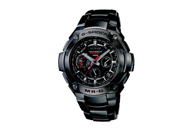 Casio G-Shock MR-G 8100B-1AJ