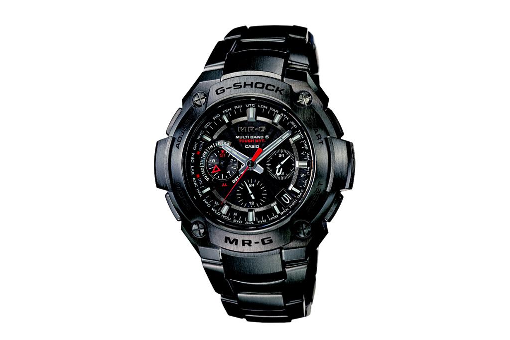 Casio G-Shock MR-G 8100B-1AJ