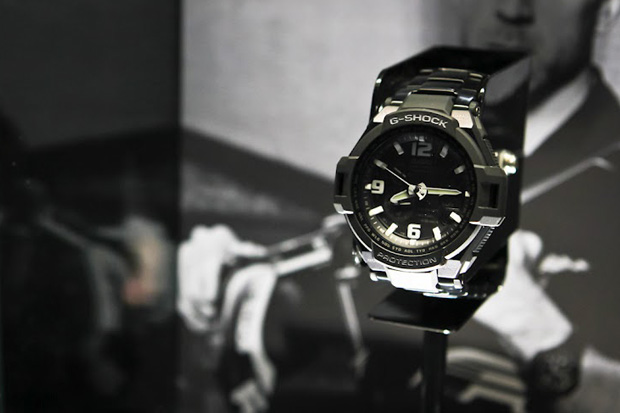 Casio London Concept Store Opening