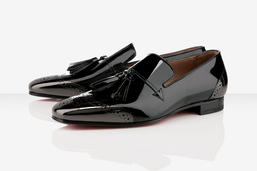 christian louboutin 2012 spring summer james flat